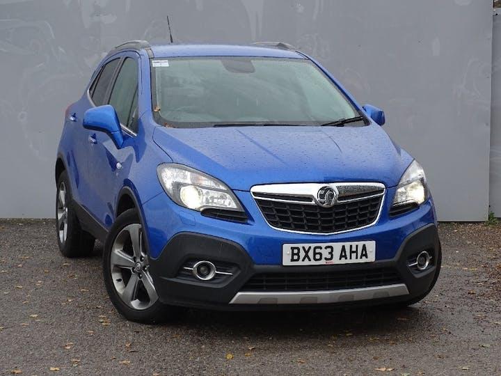 Blue Vauxhall Mokka SE CDTi S/S 2013