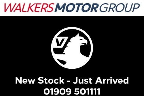 Silver Vauxhall Mokka Tech Line S/S 2016