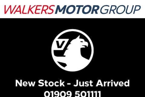 Black Vauxhall Meriva SE 2010