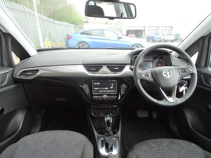 Grey Vauxhall Corsa Energy Ac 2018