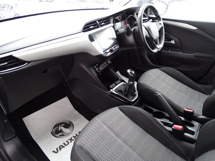 Grey Vauxhall Corsa SE Premium 2020