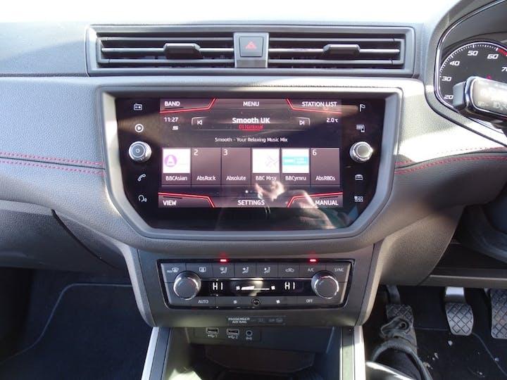 Red SEAT Arona TSI Fr 2019