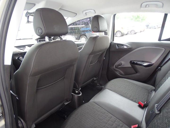 Brown Vauxhall Corsa SE Ecoflex 2015