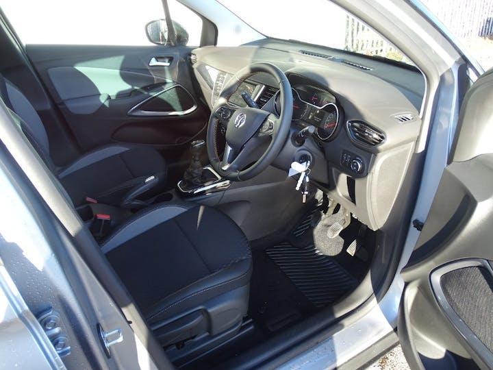 Grey Vauxhall Crossland X Elite 2020