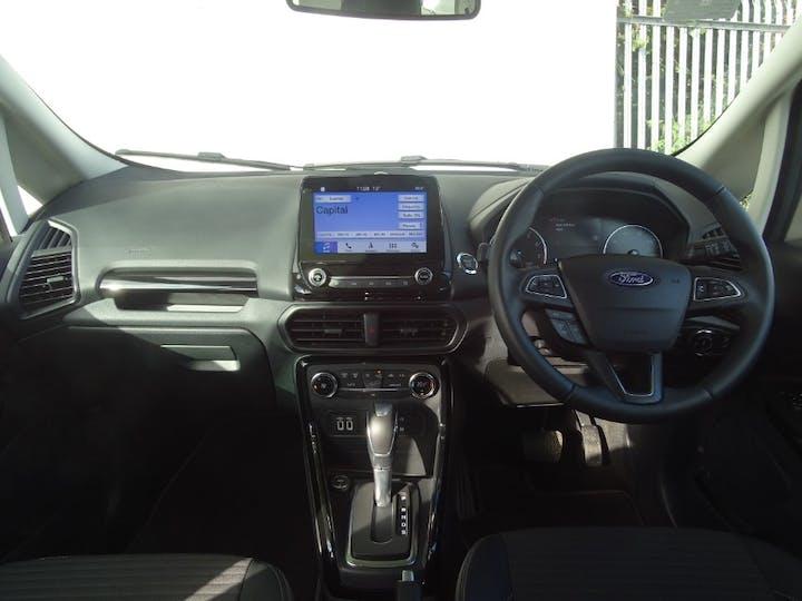 Brown Ford Ecosport Titanium 2018