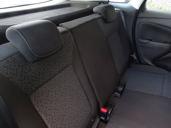 Grey Vauxhall Crossland X SE Nav Ecotec S/S 2019