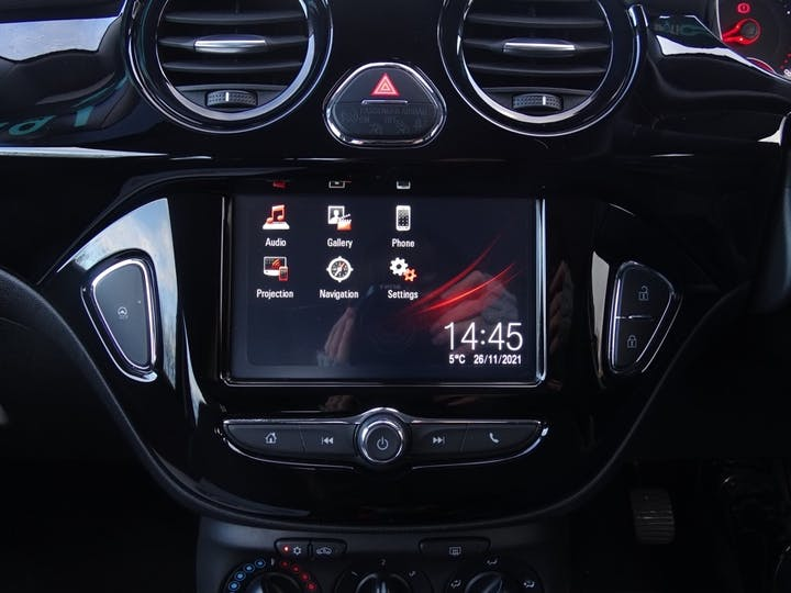 Black Vauxhall Adam Griffin 2019