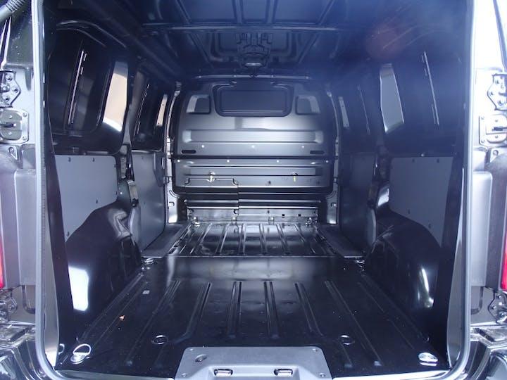 Black Vauxhall Vivaro L1h1 2700 Sportive S/S 2021