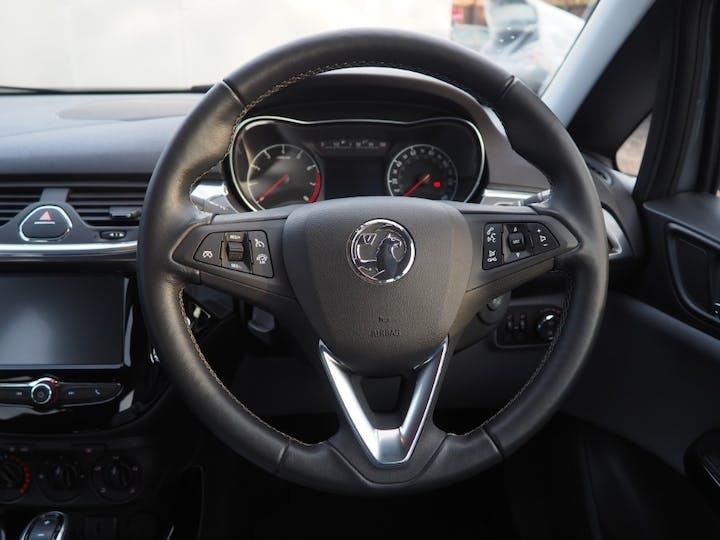 Grey Vauxhall Corsa SE Nav 2018