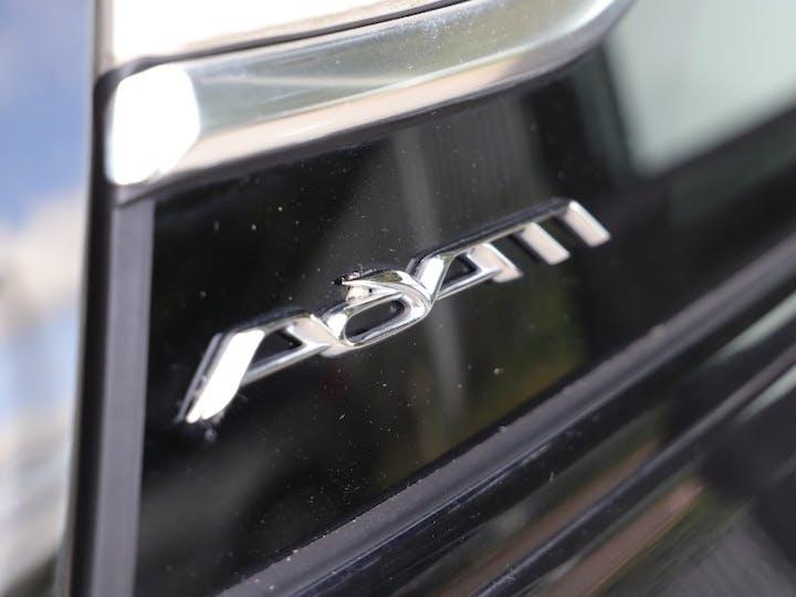 Black Vauxhall Adam Slam 2013