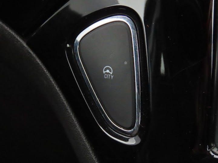 Blue Vauxhall Corsa SRi Vx-line Nav Black 2018