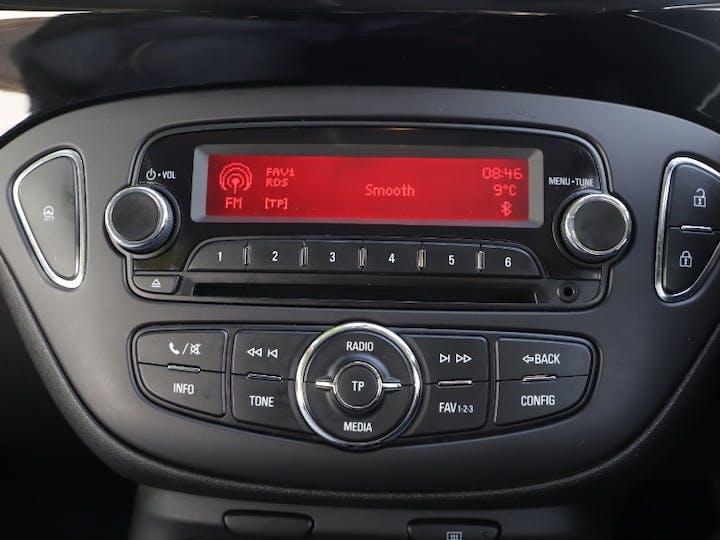 Black Vauxhall Corsa Sting Ecoflex 2017