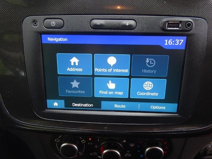 Grey Dacia Sandero Comfort Tce 2019