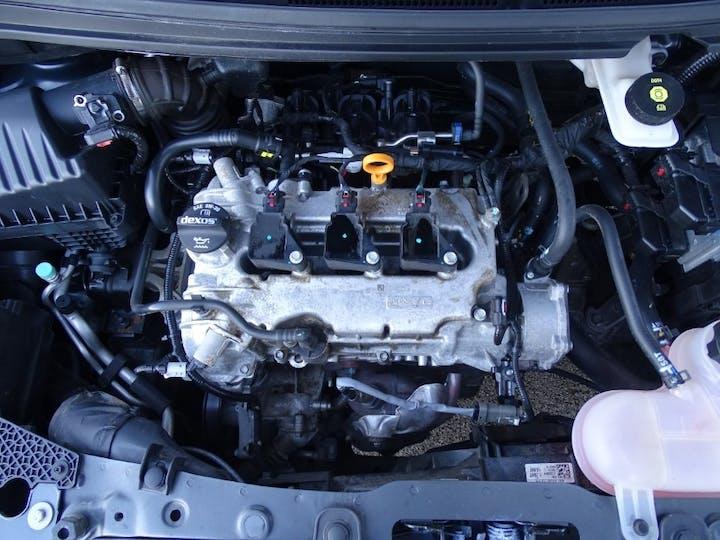 Grey Vauxhall Viva SE Ac 2016