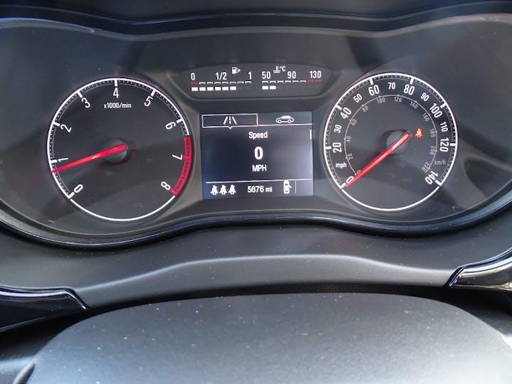 Grey Vauxhall Corsa Sport 2018