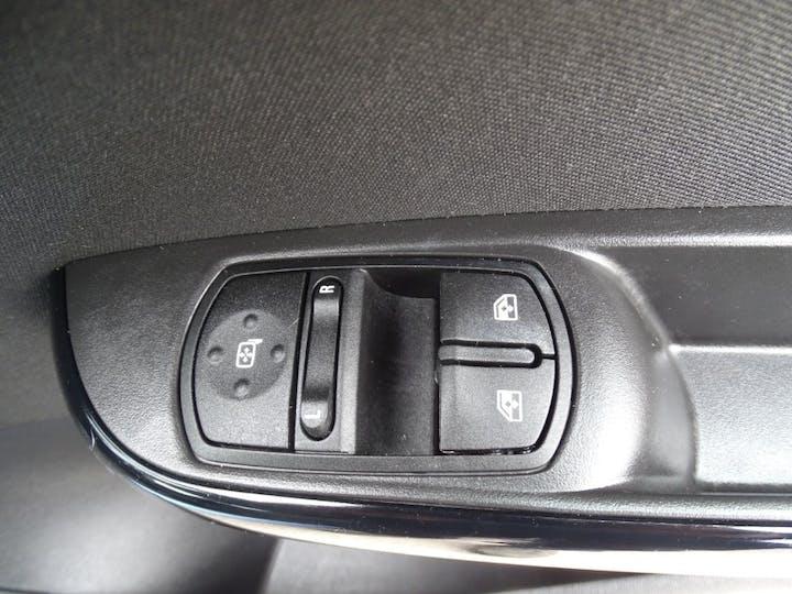Blue Vauxhall Corsa Griffin 2019