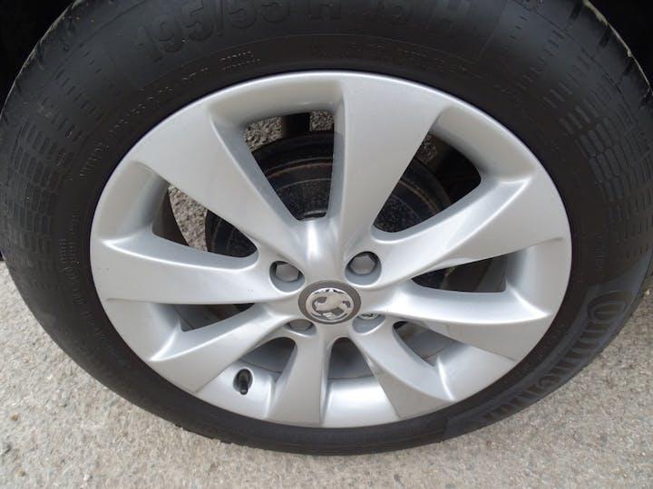 White Vauxhall Corsa Energy Ac 2018