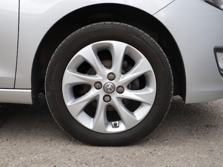 Silver Vauxhall Viva Sl 2015