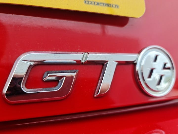 Red Toyota Gt86 D-4s Pro 2017