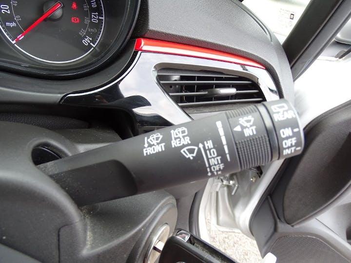 Vauxhall Corsa SRi Ecoflex 2016