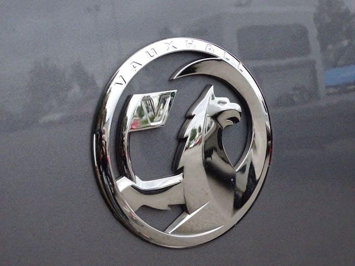 Grey Vauxhall Vivaro L1h1 2700 Sportive CDTi 2017
