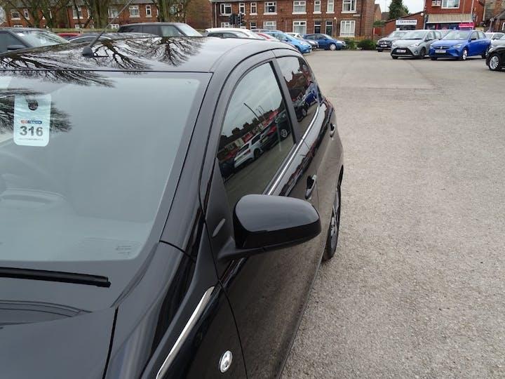 Black Peugeot 108 Allure 2020