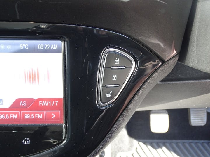 Silver Vauxhall Corsa Excite Ac Ecoflex 2015
