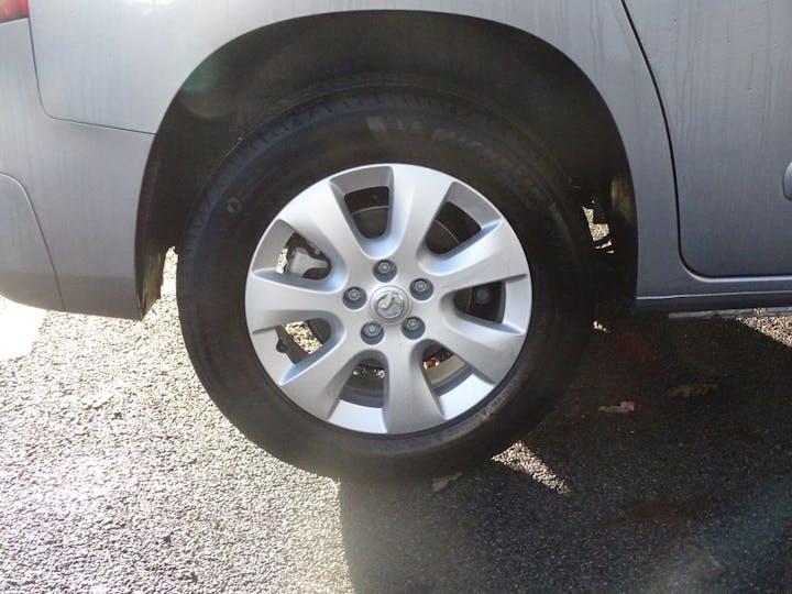 Grey Vauxhall Combo Life SE S/S 2021