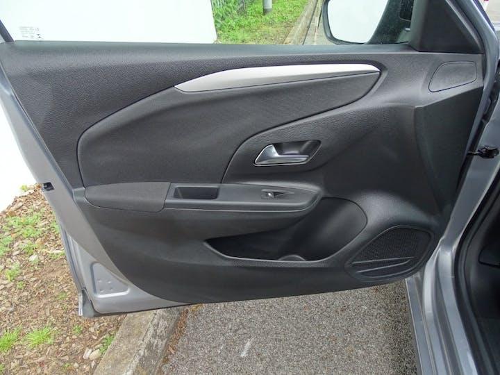Grey Vauxhall Corsa SE 2020