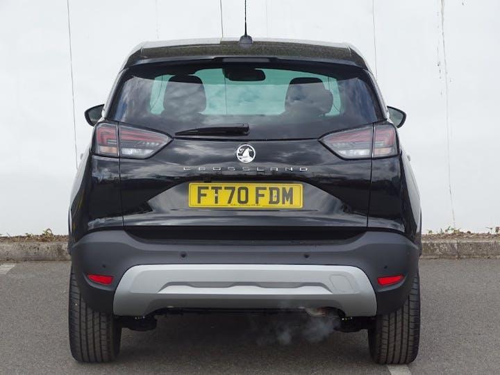 Black Vauxhall Crossland X Elite 2021