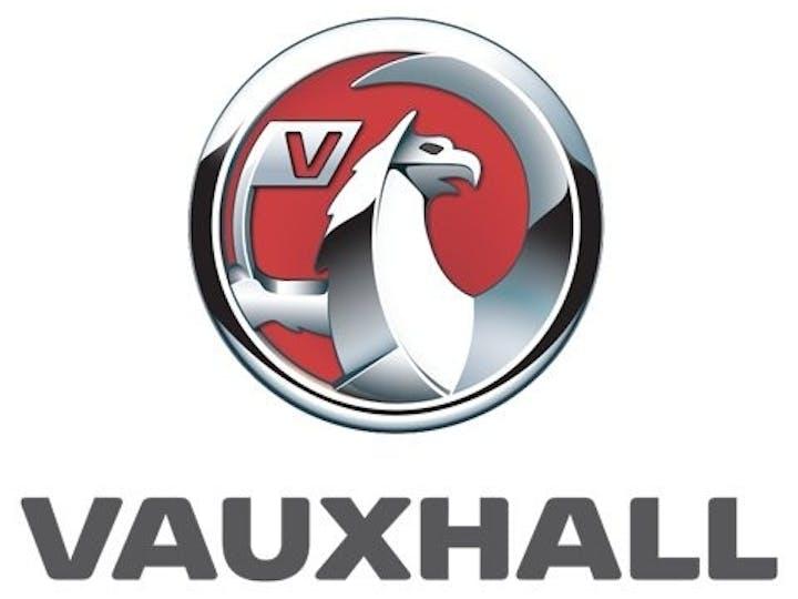 Grey Vauxhall Astra SRi Vx-line CDTi S/S 2017