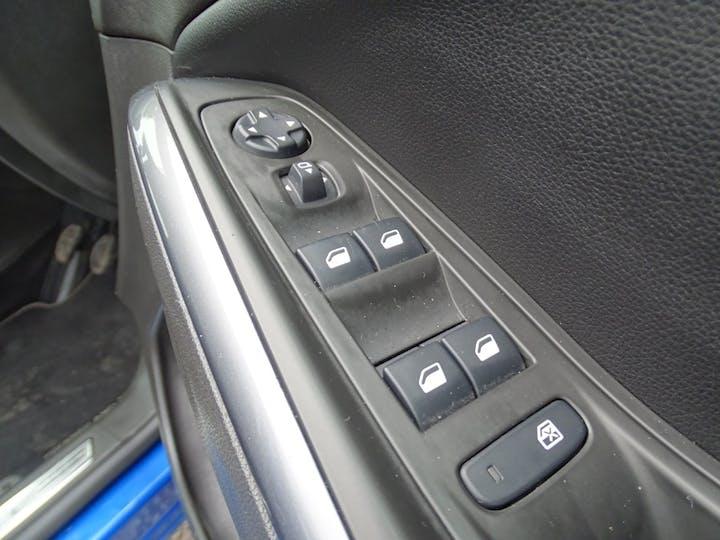 Blue Vauxhall Grandland X Sport Nav S/S 2018
