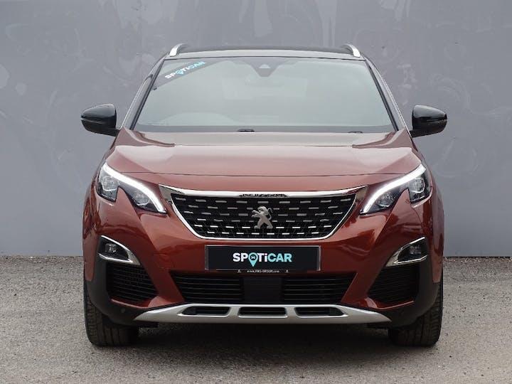 Peugeot 3008 Puretech S/S GT Line 2019