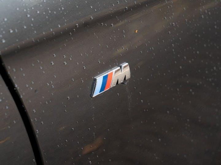 Grey BMW 3 Series 320d M Sport 2018