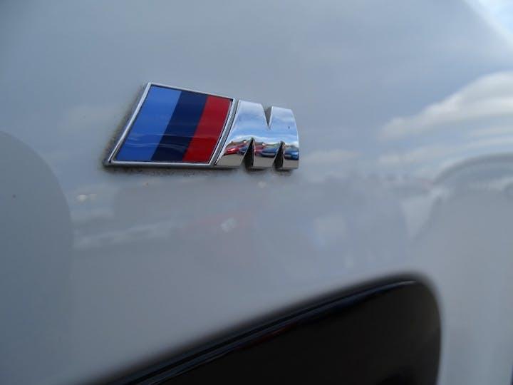 White BMW 4 Series 430i M Sport Gran Coupe 2018