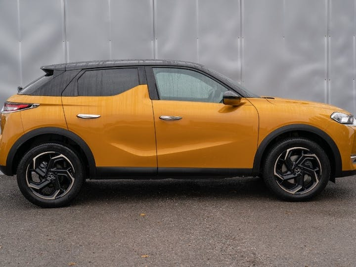 Gold DS DS 3 Crossback Puretech Prestige S/S Eat8 2019