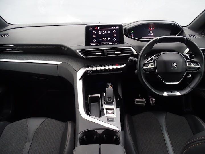 Grey Peugeot 3008 Thp S/S GT Line 2018